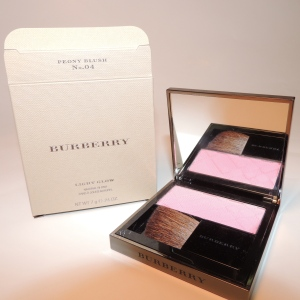 Burberry Peony Blush with box - open