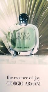 Aqua di Gioia bottle