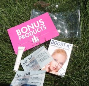 NEWBEAUTY testtube Summer-Fall 2013 Bonus Products