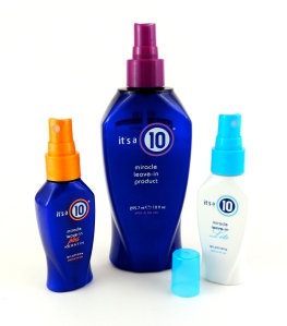 It's a 10 leave-in conditioners